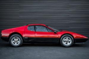 1983 Ferrari 512 BBi Side