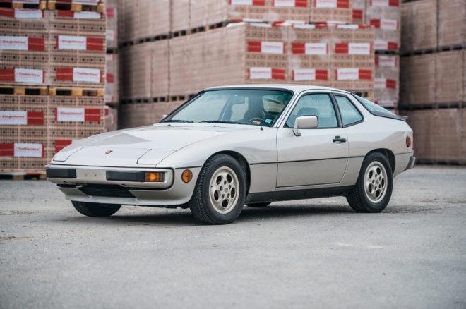 1987 Porsche 924 S RM Sothebys Front Three Quarters
