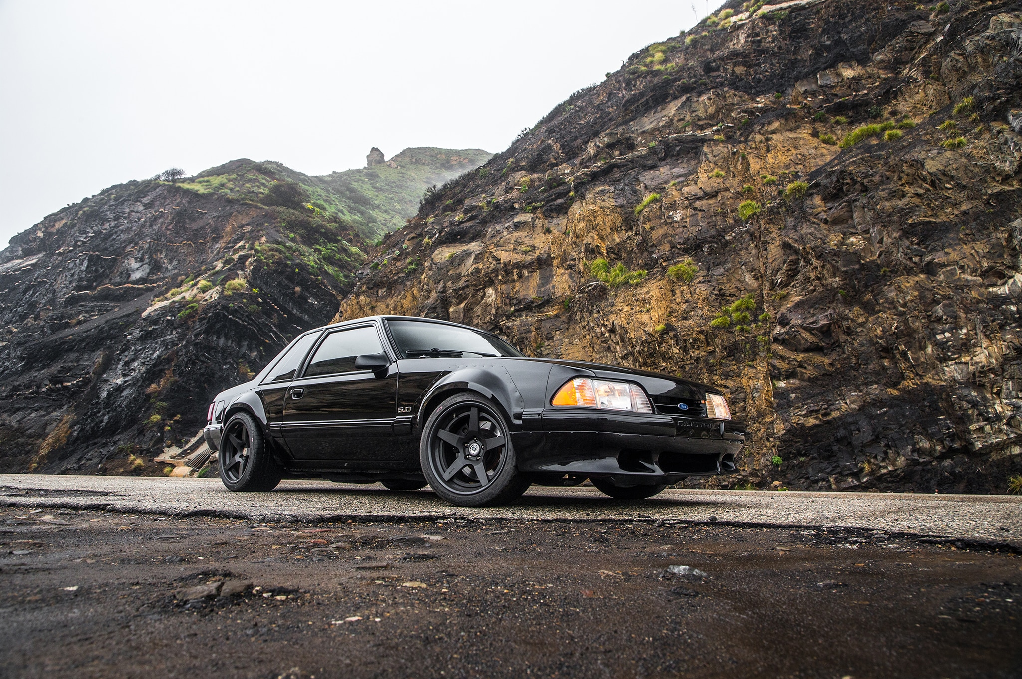 Collectible Classic 1987 1993 Ford Mustang 5 0