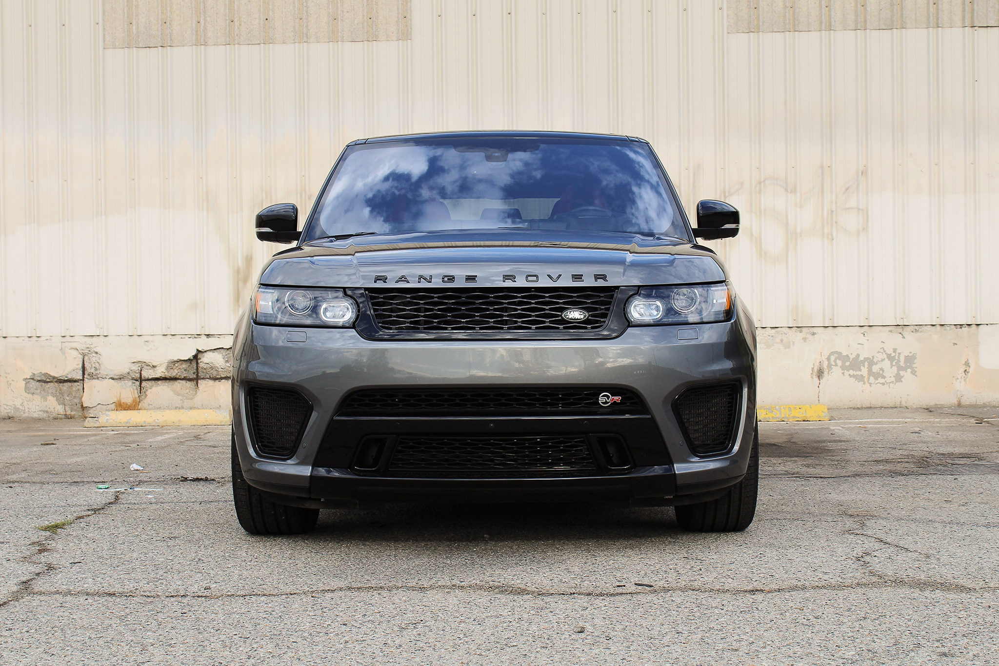 one week with 2016 range rover sport svr automobile. Black Bedroom Furniture Sets. Home Design Ideas