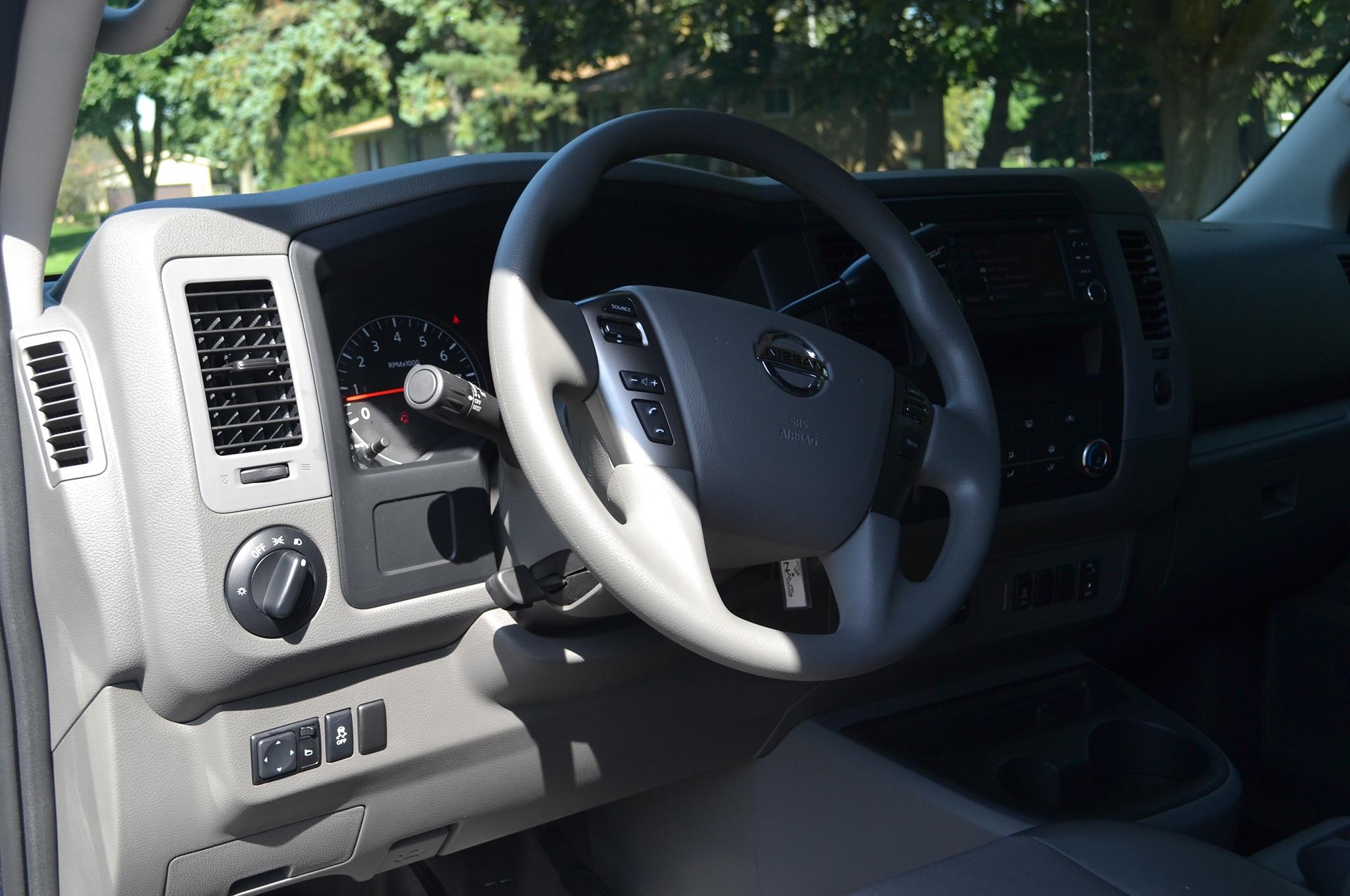 Nissan Nv3500 Interior. nissan nv3500 van prerunner ...