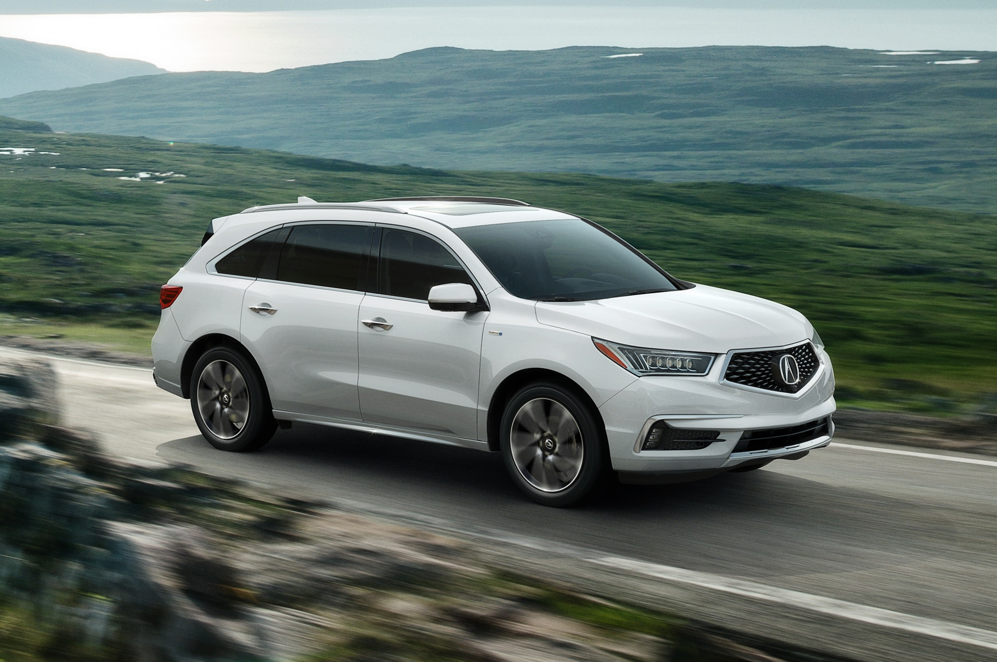 2017 acura mdx sport hybrid arrives in april will start. Black Bedroom Furniture Sets. Home Design Ideas