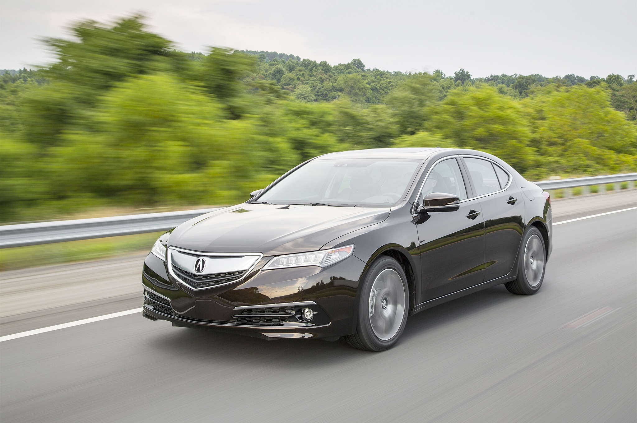 2017 acura tlx 3 5 sh awd one week review automobile magazine. Black Bedroom Furniture Sets. Home Design Ideas