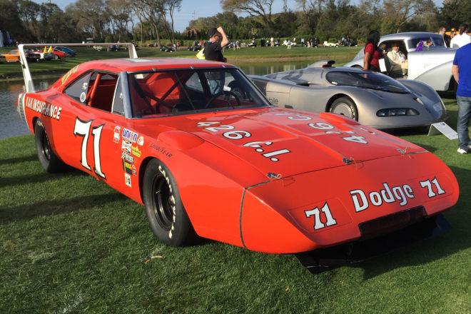 2017 Amelia Island Concours dElegance 1969 Dodge charger Daytona 01