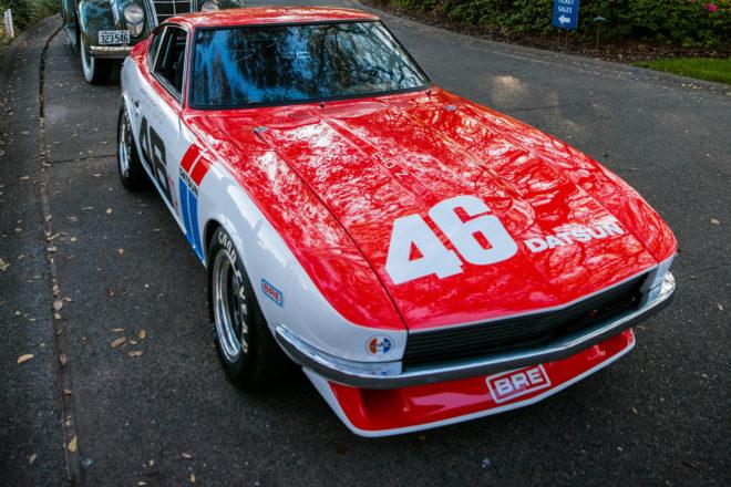 2017 Amelia Island Concours dElegance 1970 Datsun 240Z BRE 02
