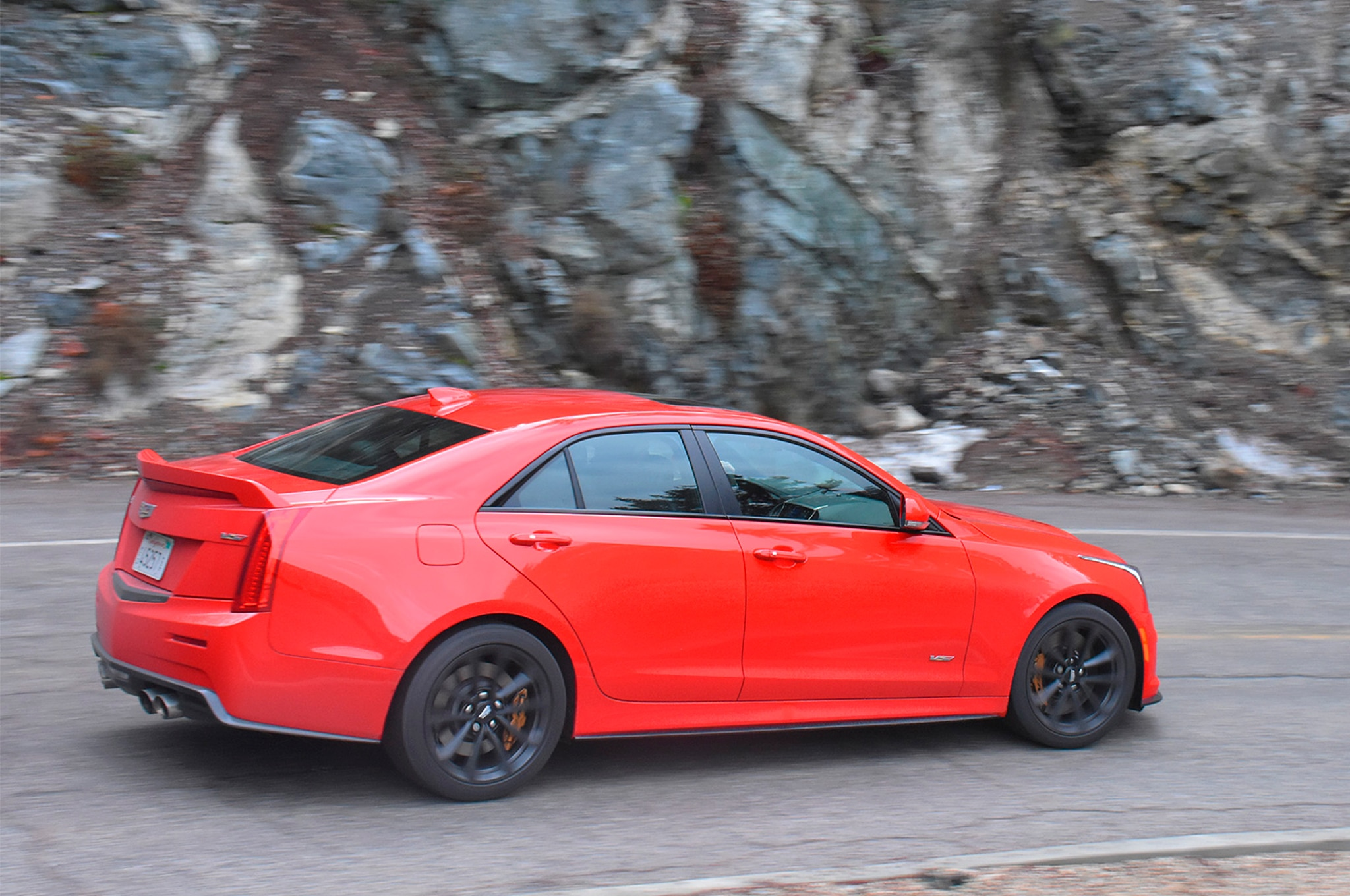 2017 Cadillac Ats V Sedan One Week Review Automobile