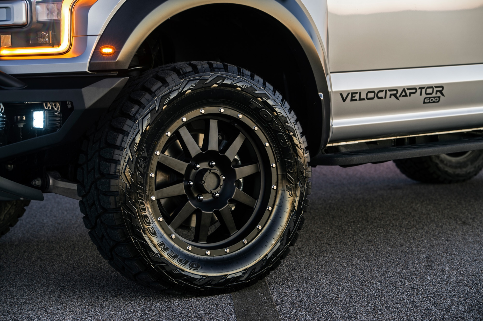 Hennessey VelociRaptor 600 is Totally Trucked Up | Automobile Magazine