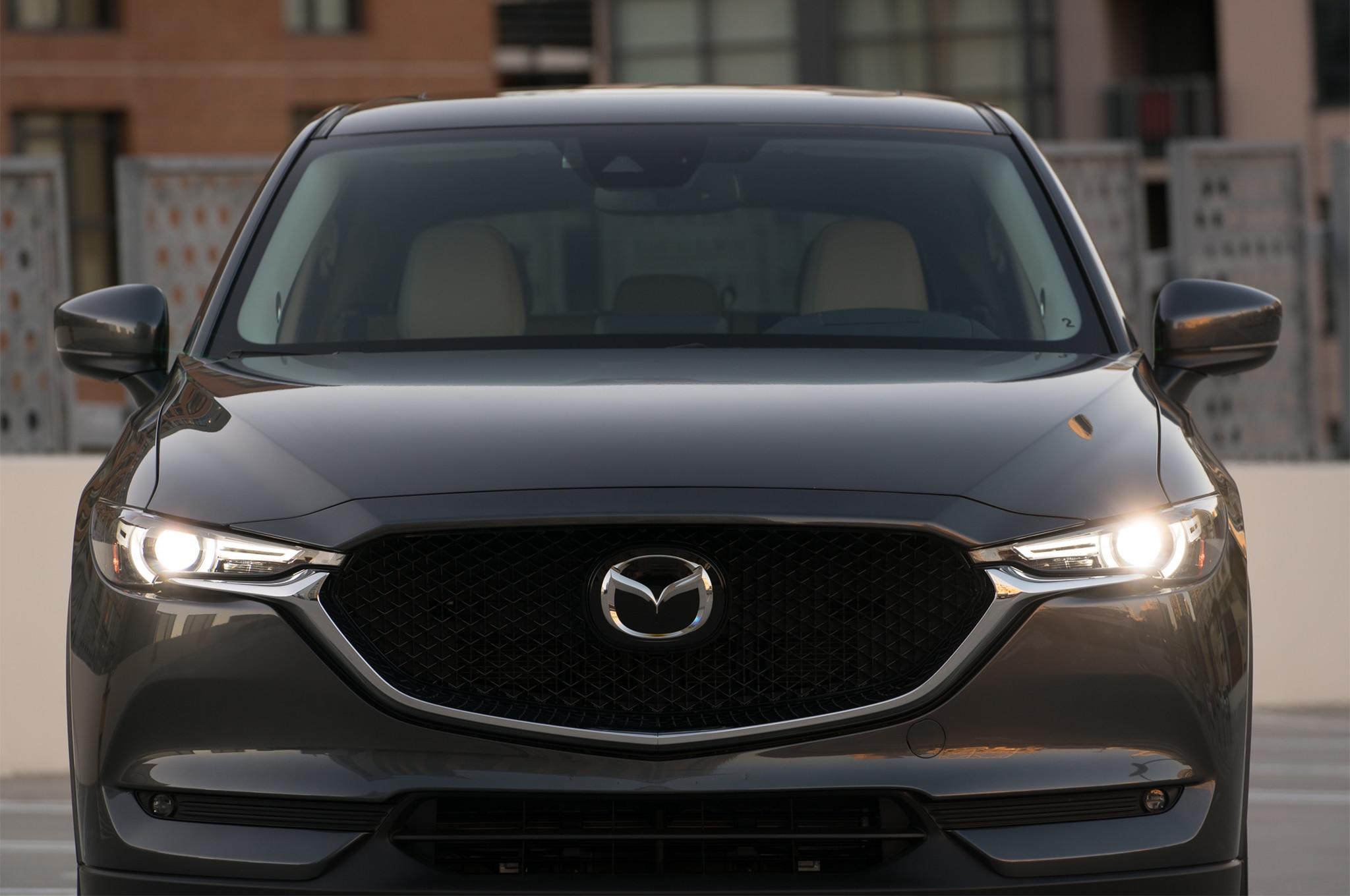 2017 mazda cx-5 first drive review | automobile magazine