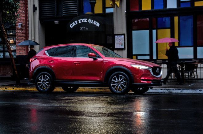 2017 Mazda CX 5 Front Side 660x438