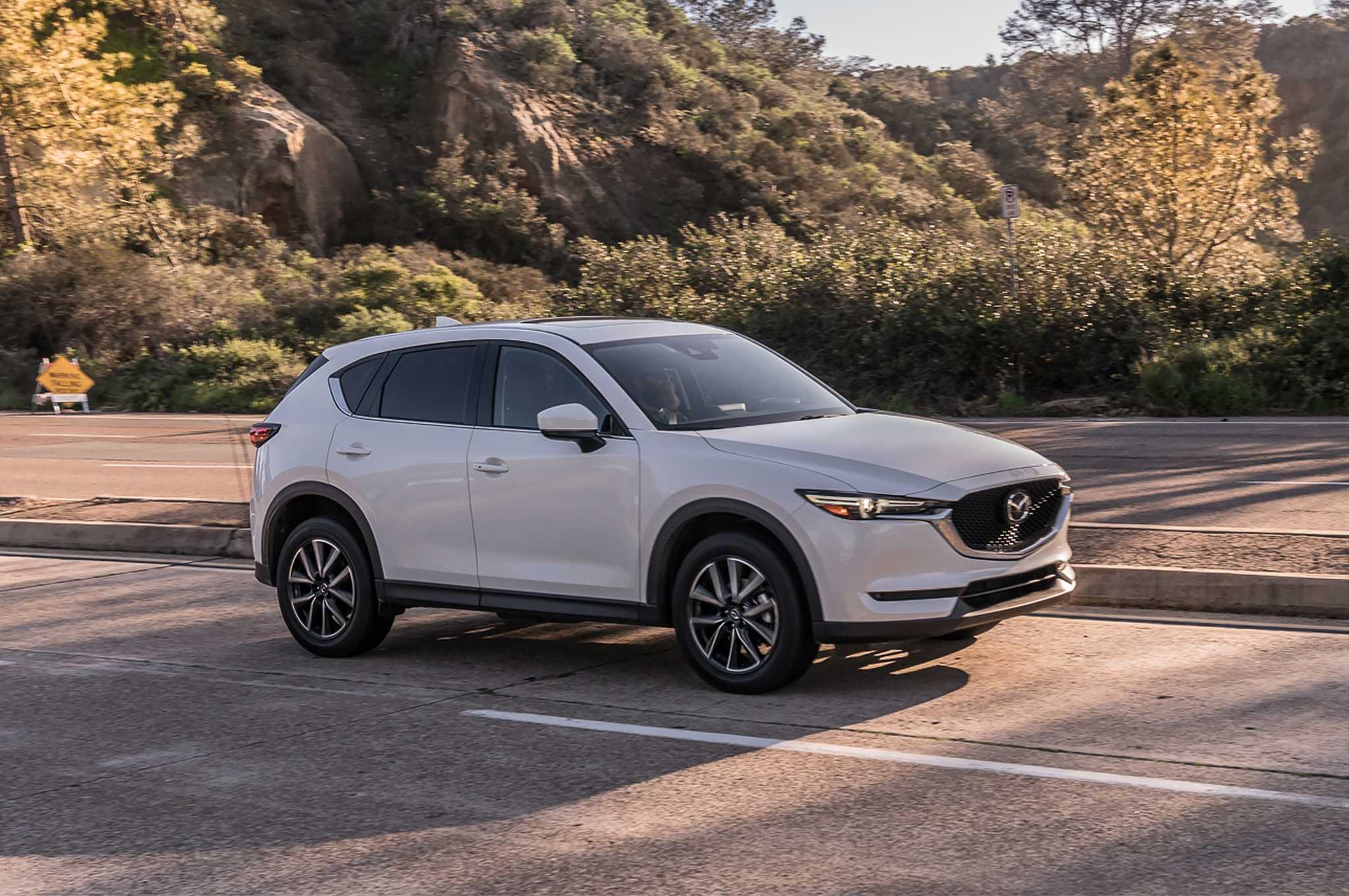 2017 mazda cx 5 first drive review automobile magazine. Black Bedroom Furniture Sets. Home Design Ideas