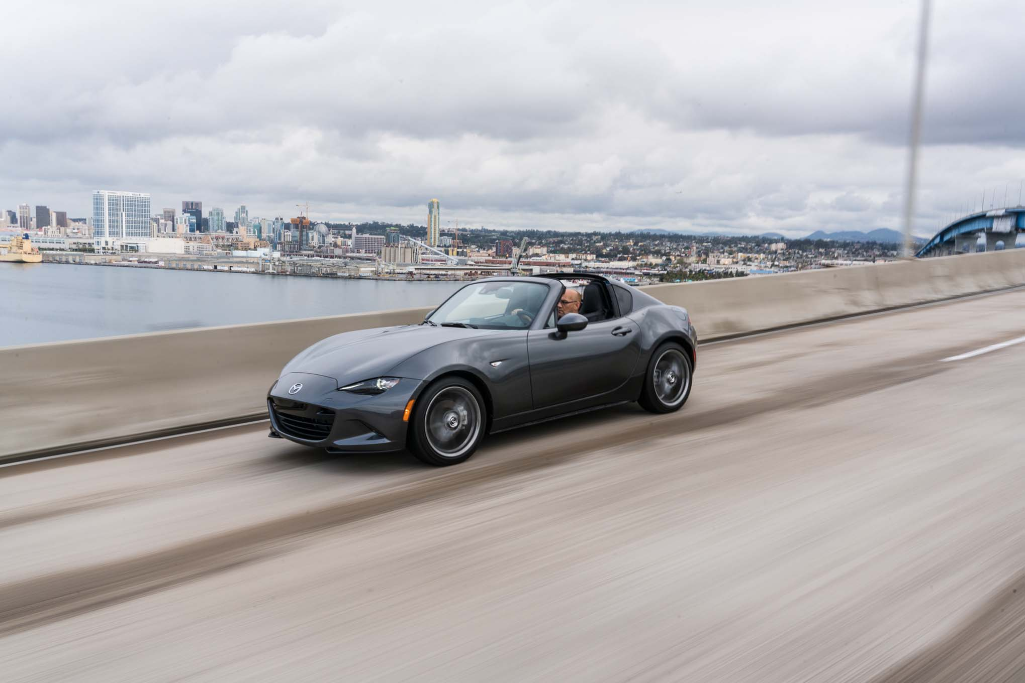 2017 Mazda MX 5 Miata RF First Drive Review