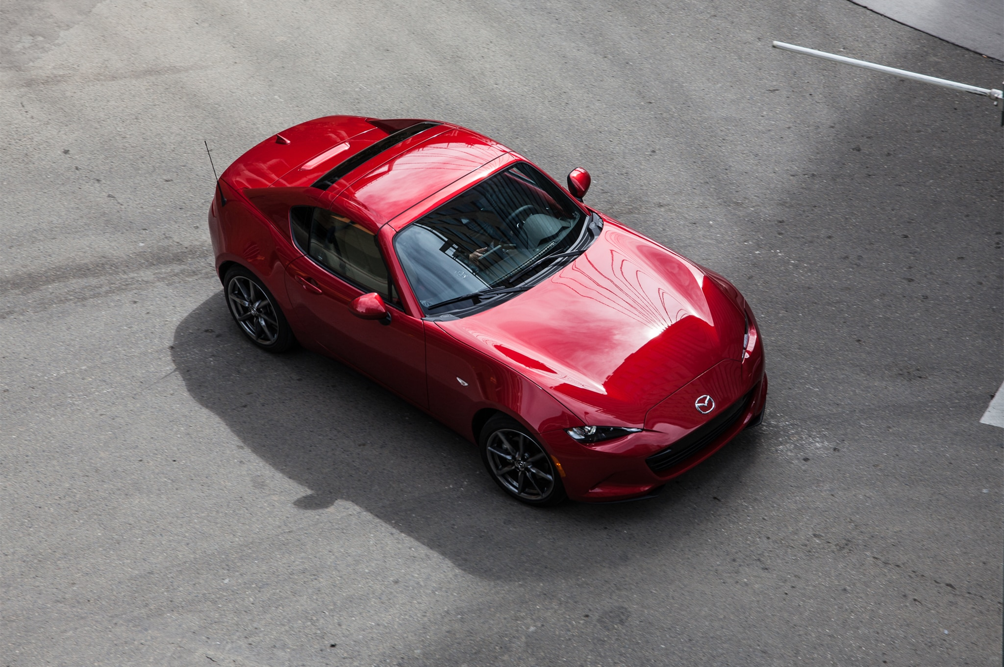 2017 mazda mx 5 miata rf first drive review automobile magazine. Black Bedroom Furniture Sets. Home Design Ideas
