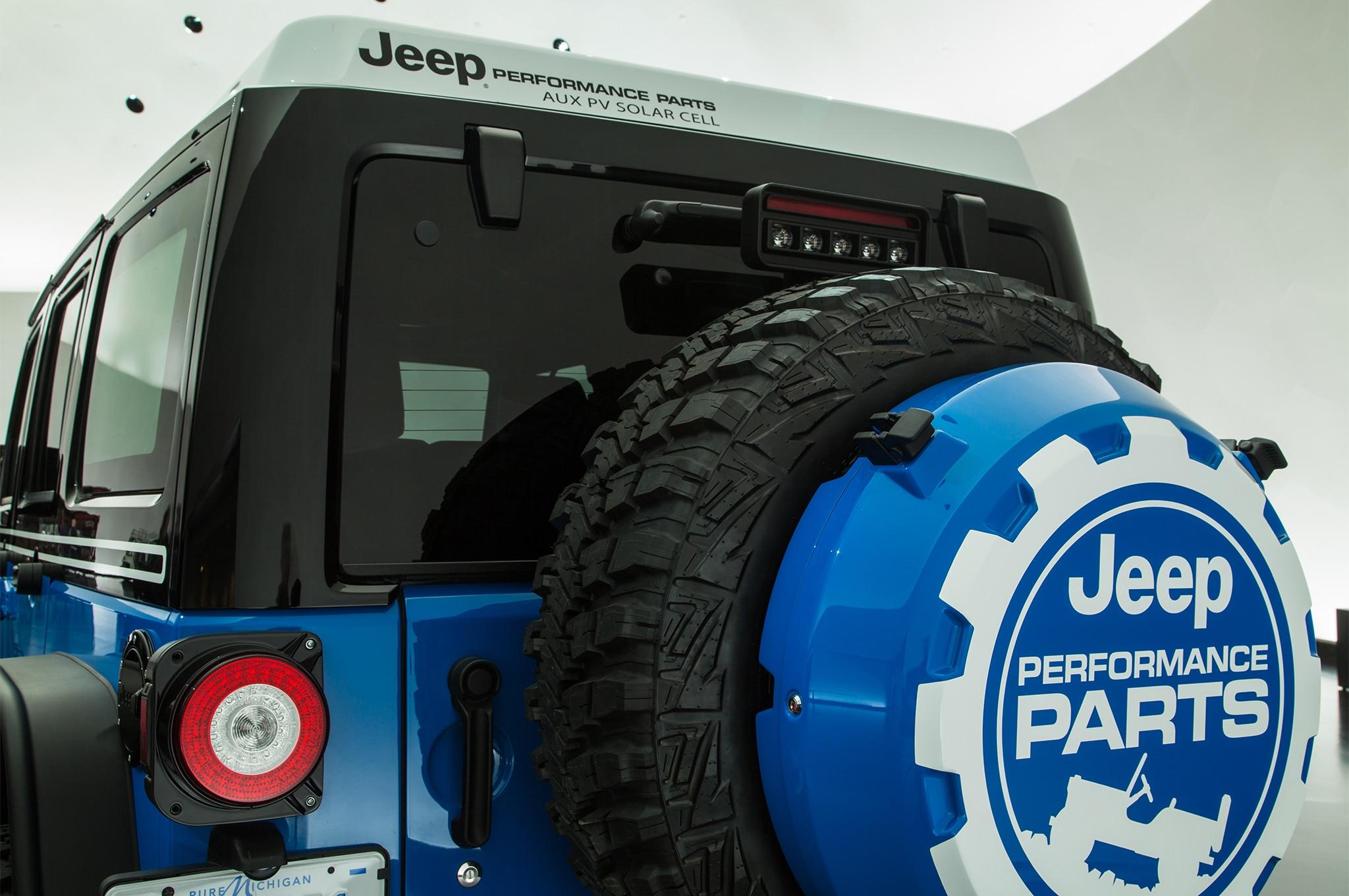 2017 jeep wrangler concept design 2017 -  2017 Moab Easter Jeep Safari Show More