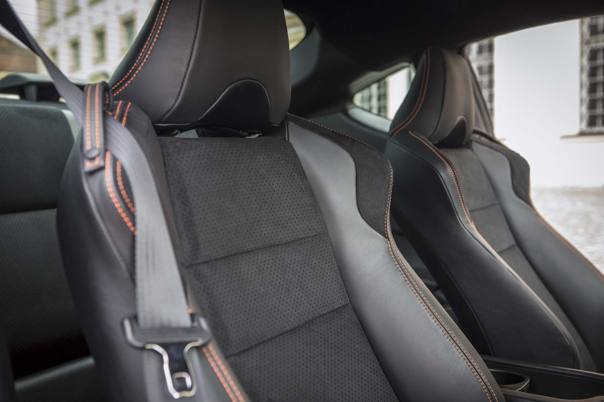 2017 Toyota 86 860 Special Edition interior seats