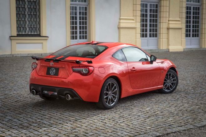 Toyota adds 860 Special Edition to 86 lineup