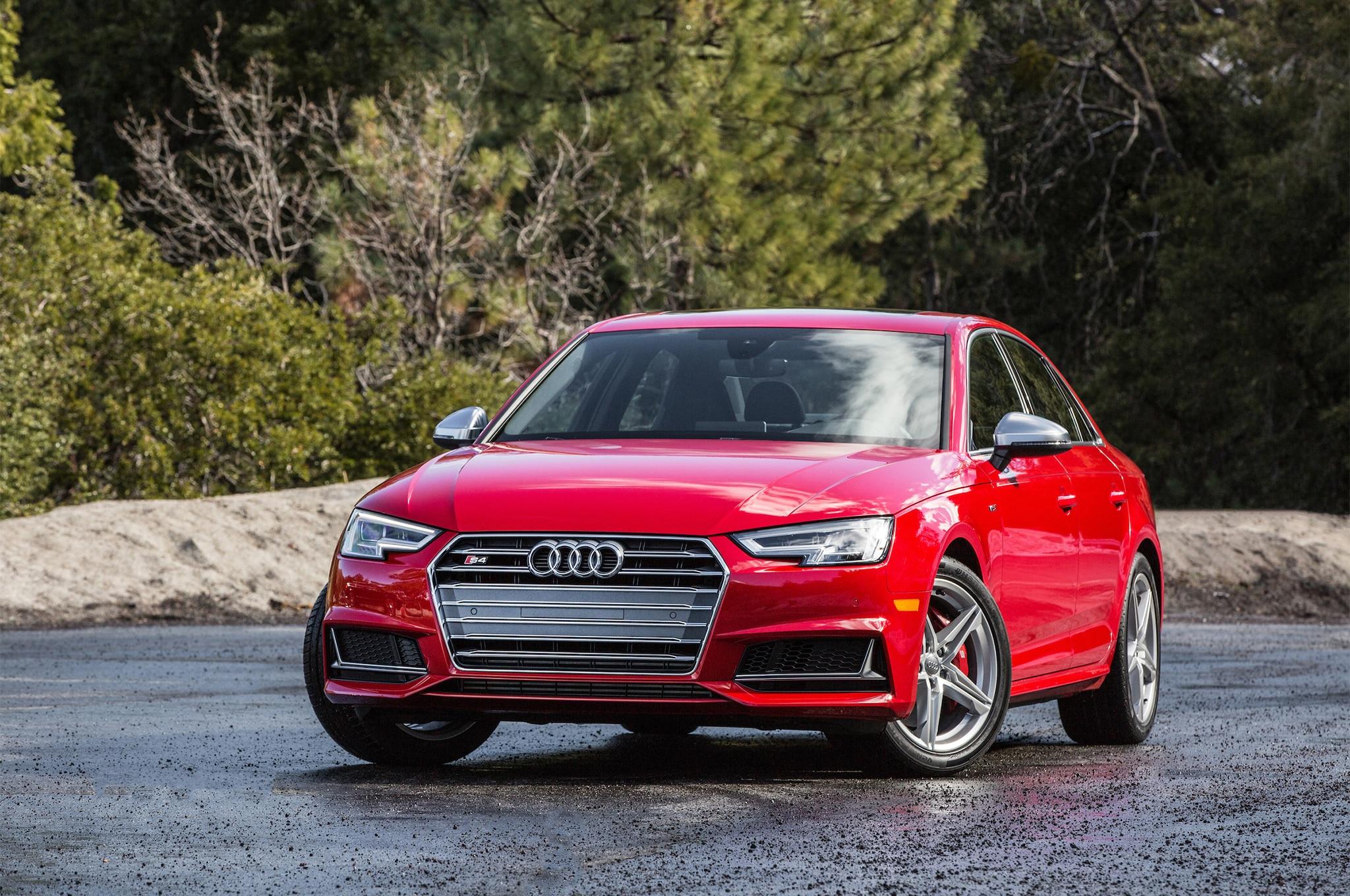 Audi S4 0 60 >> First Drive: 2018 Audi S4 | Automobile Magazine
