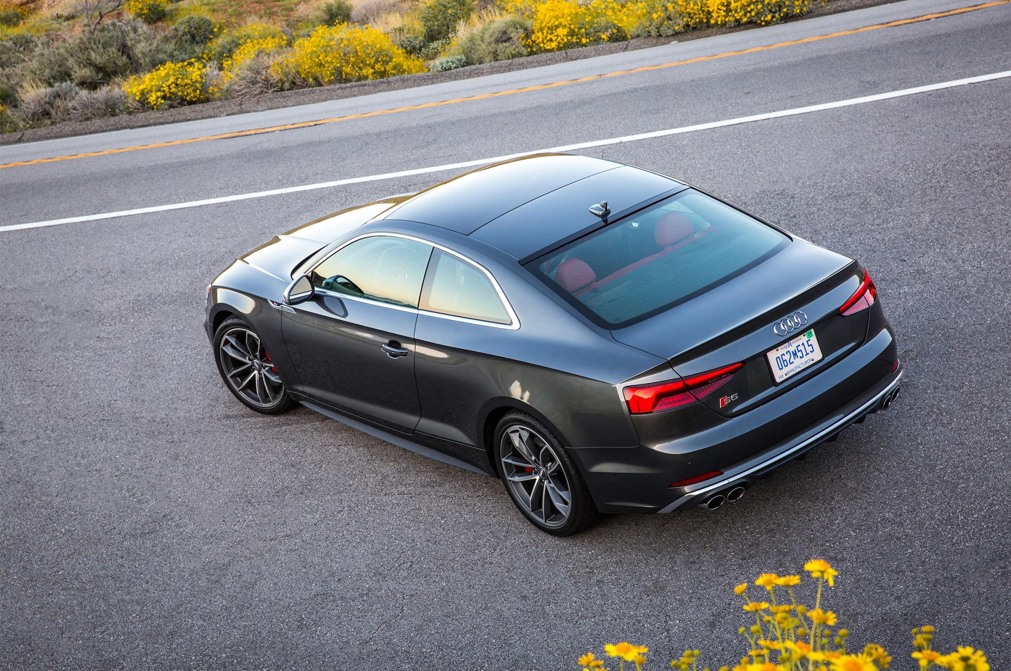 2018 Audi S5 Coupe  Price amp Specs  Audi USA