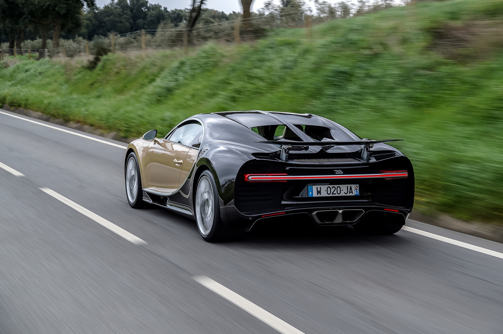 2018 Bugatti Chiron First Drive Review | Automobile Magazine