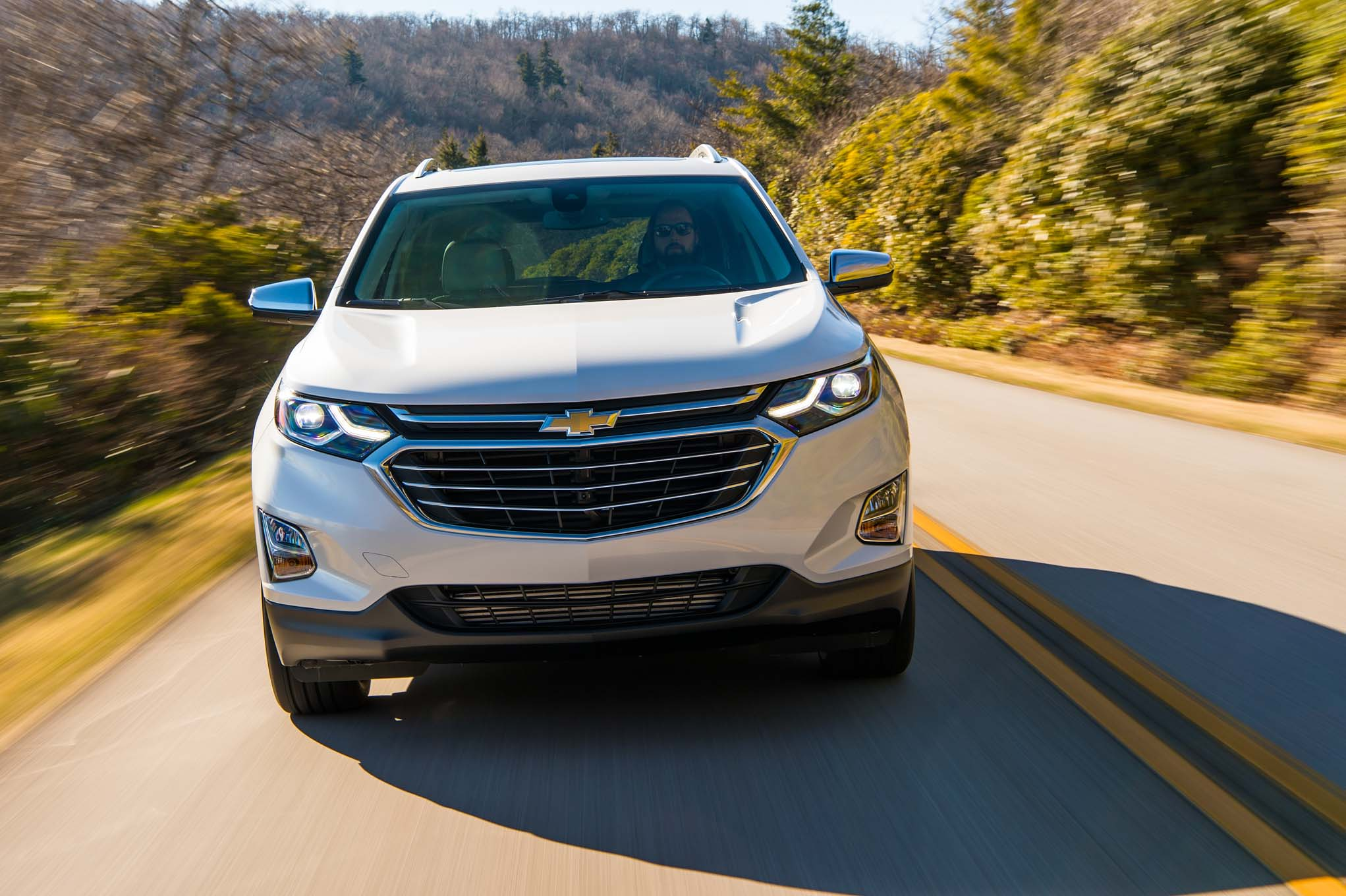 2018 chevrolet equinox first drive review automobile magazine. Black Bedroom Furniture Sets. Home Design Ideas