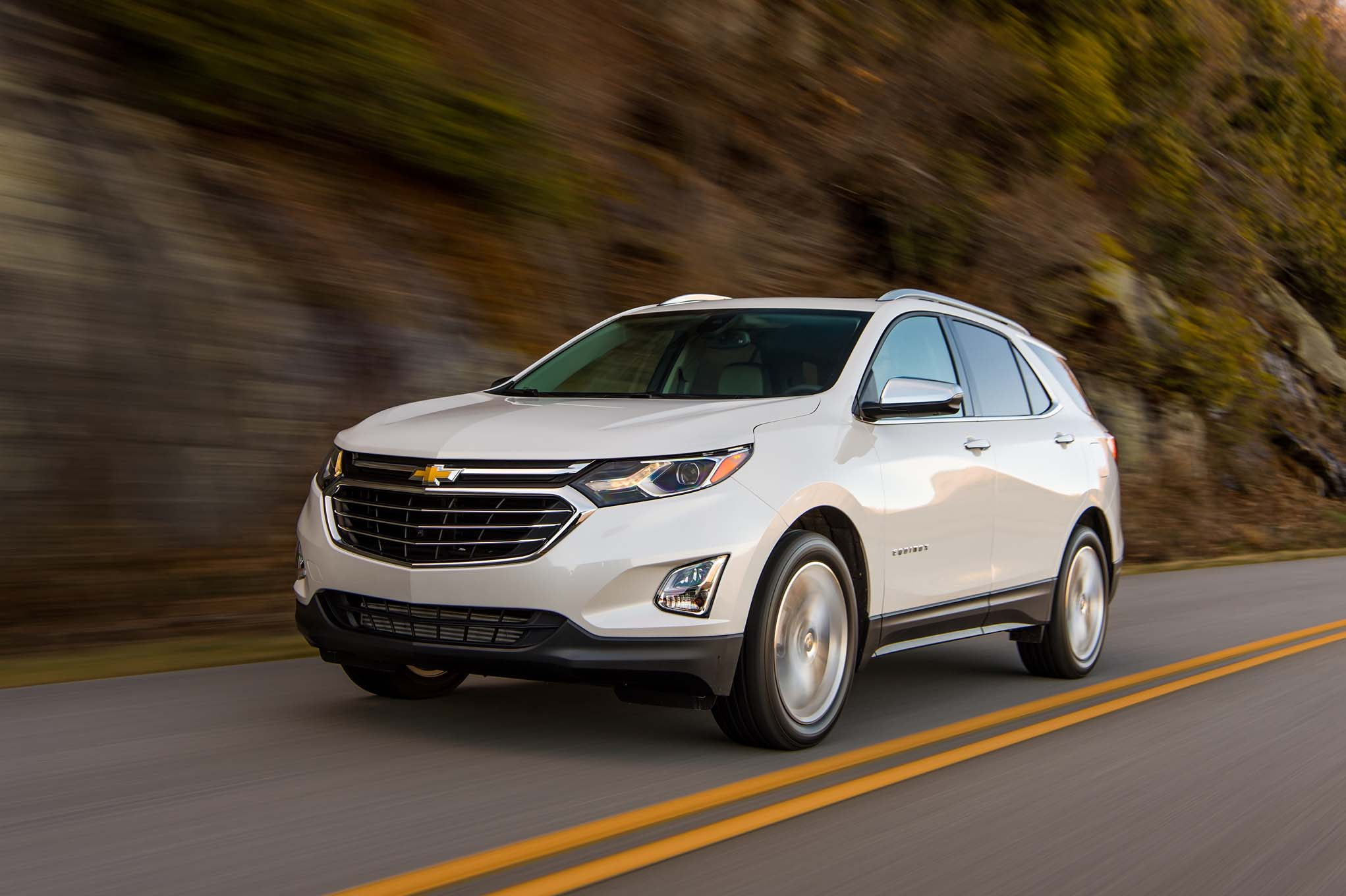 2018 chevrolet equinox first drive review automobile magazine. Cars Review. Best American Auto & Cars Review