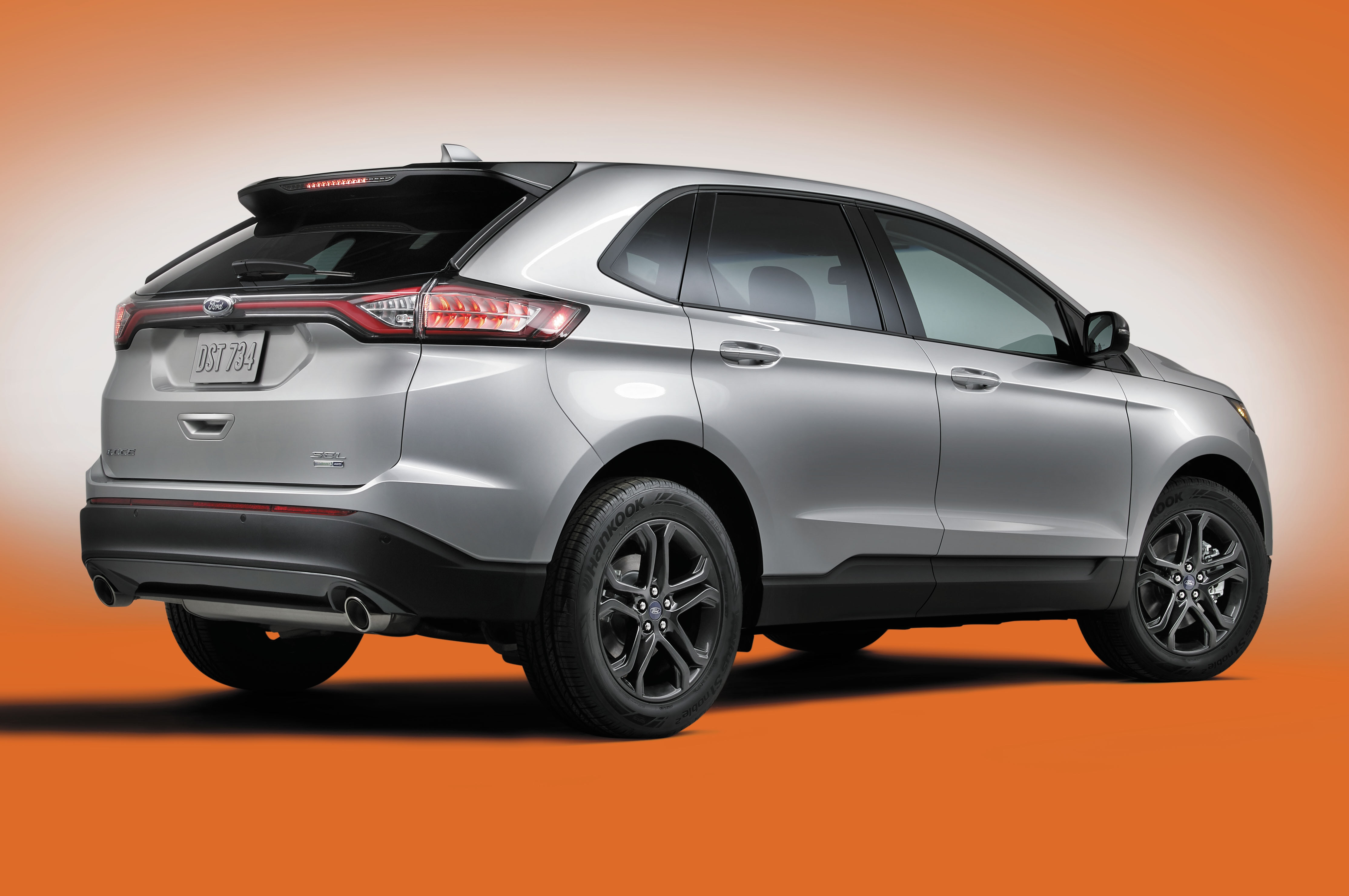 Ford Escape 2Wd >> 2018 Ford Edge Adds SEL Sport Appearance Package ...