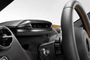 2018 McLaren 720S Folding Driver Display Image Two final release date 010317