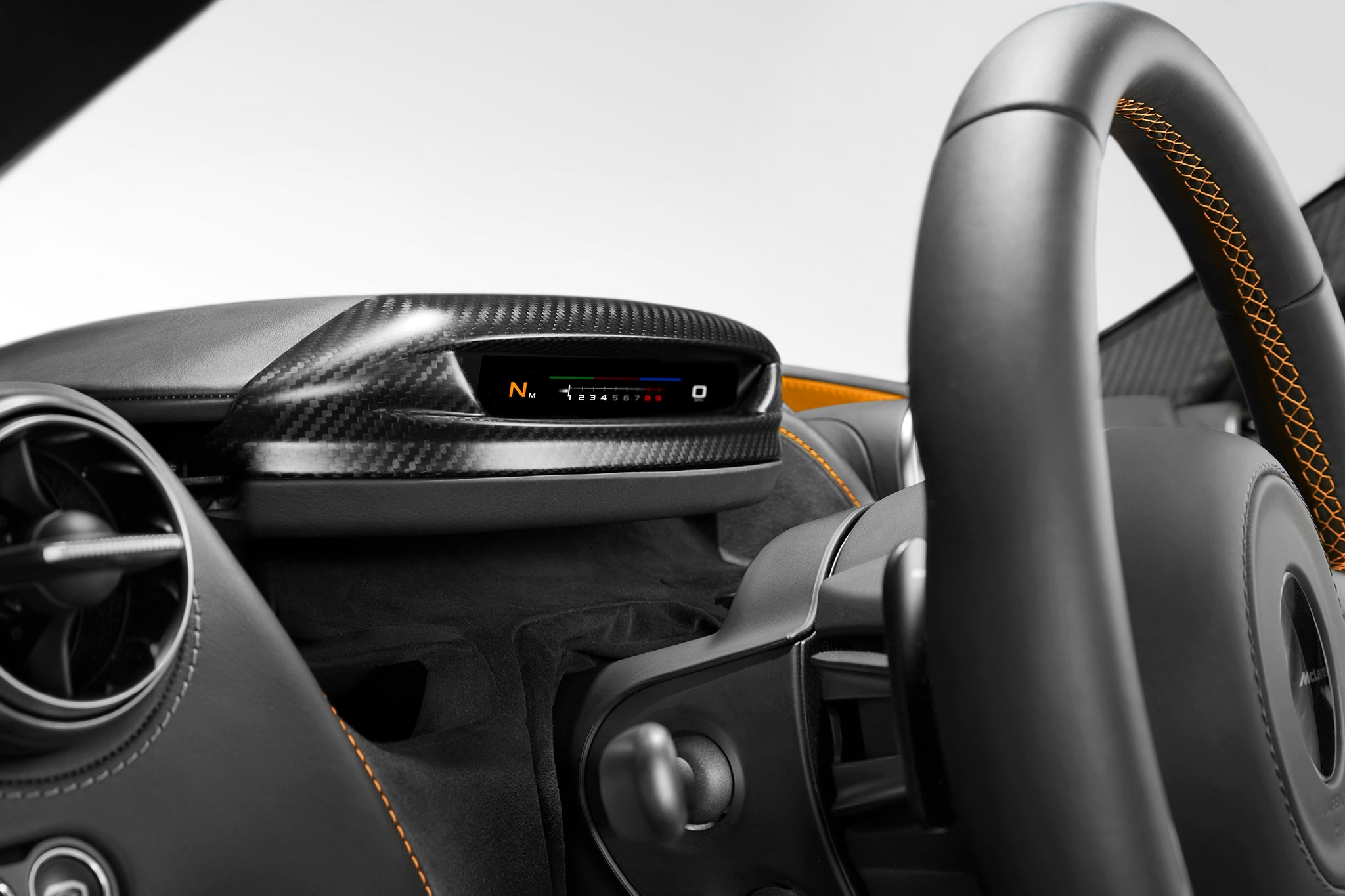 2018 McLaren 720S Folding Driver Display Image Two_final_release Date 010317