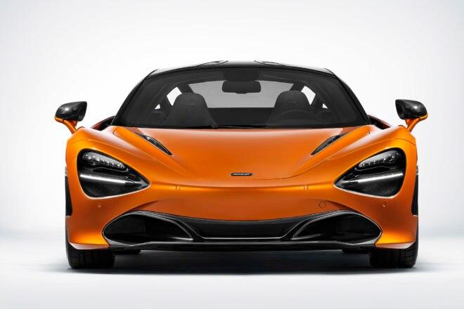 2018 McLaren 720S Front 1 1