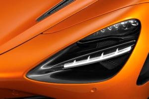 2018 McLaren 720S Headlight