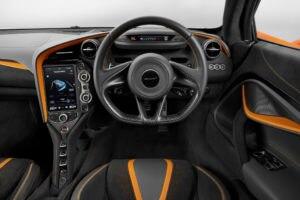 2018 McLaren 720S Interior POV Screen Down