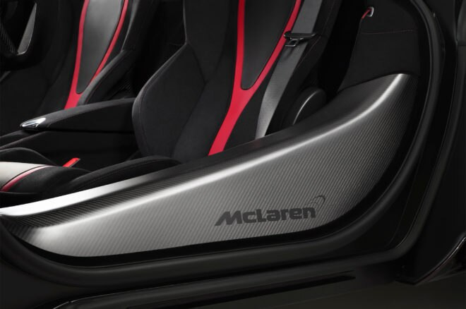 2018 McLaren 720S Velocity by MSO interior bucket seats