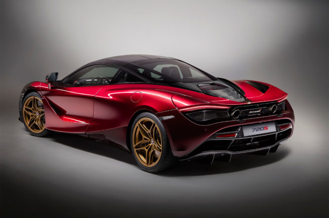 2018 McLaren 720S Velocity by MSO rear three quarter