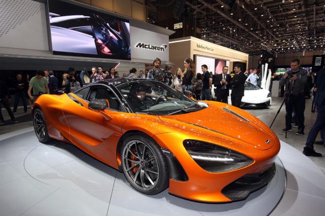2018 McLaren 720S Front Three Quarter 02 660x438