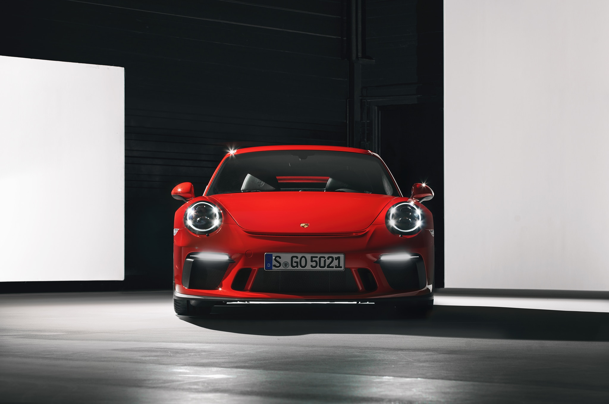 New Porsche 911 GT3 sees return of manual transmission