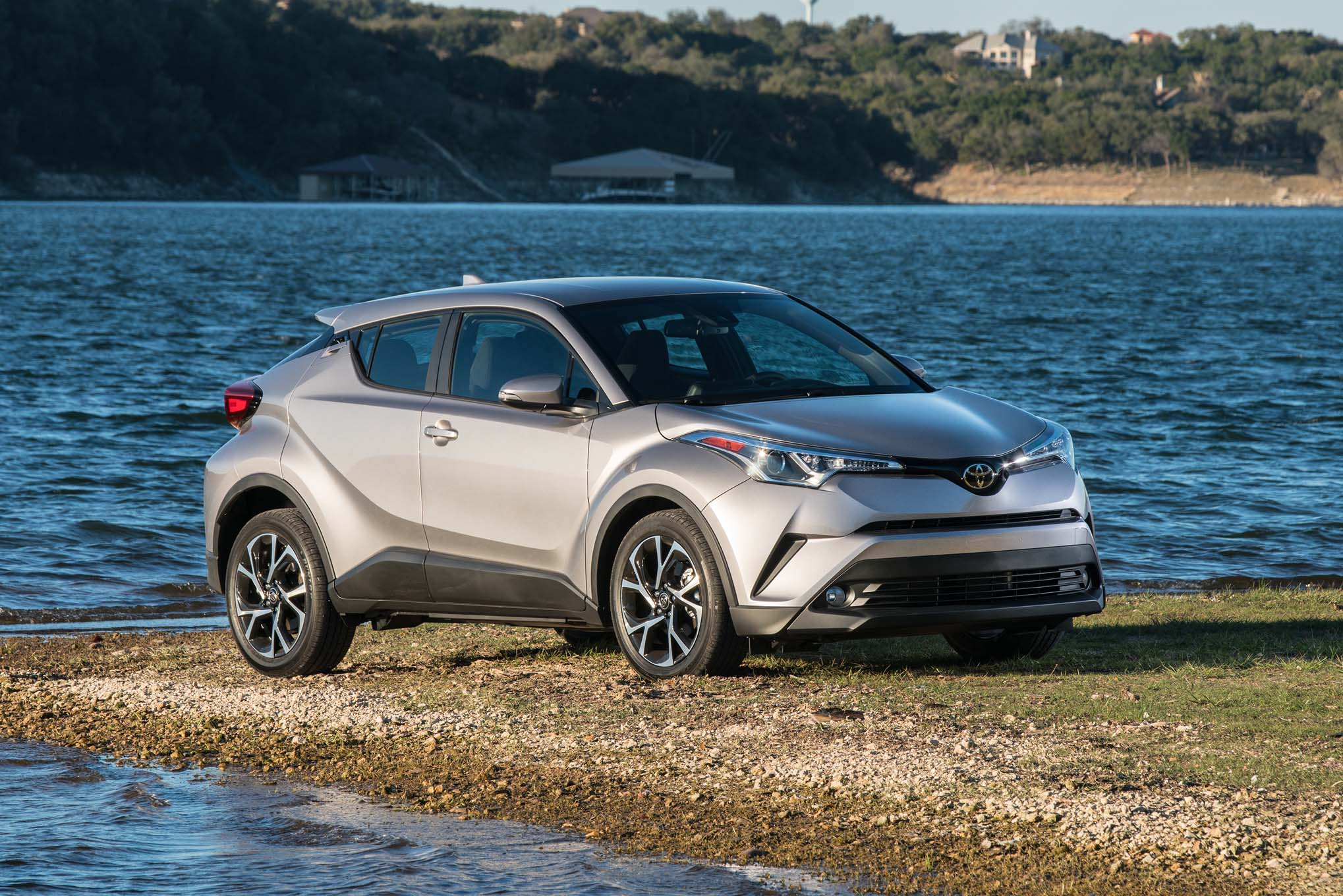 2018 Toyota C Hr First Drive Review Automobile Magazine