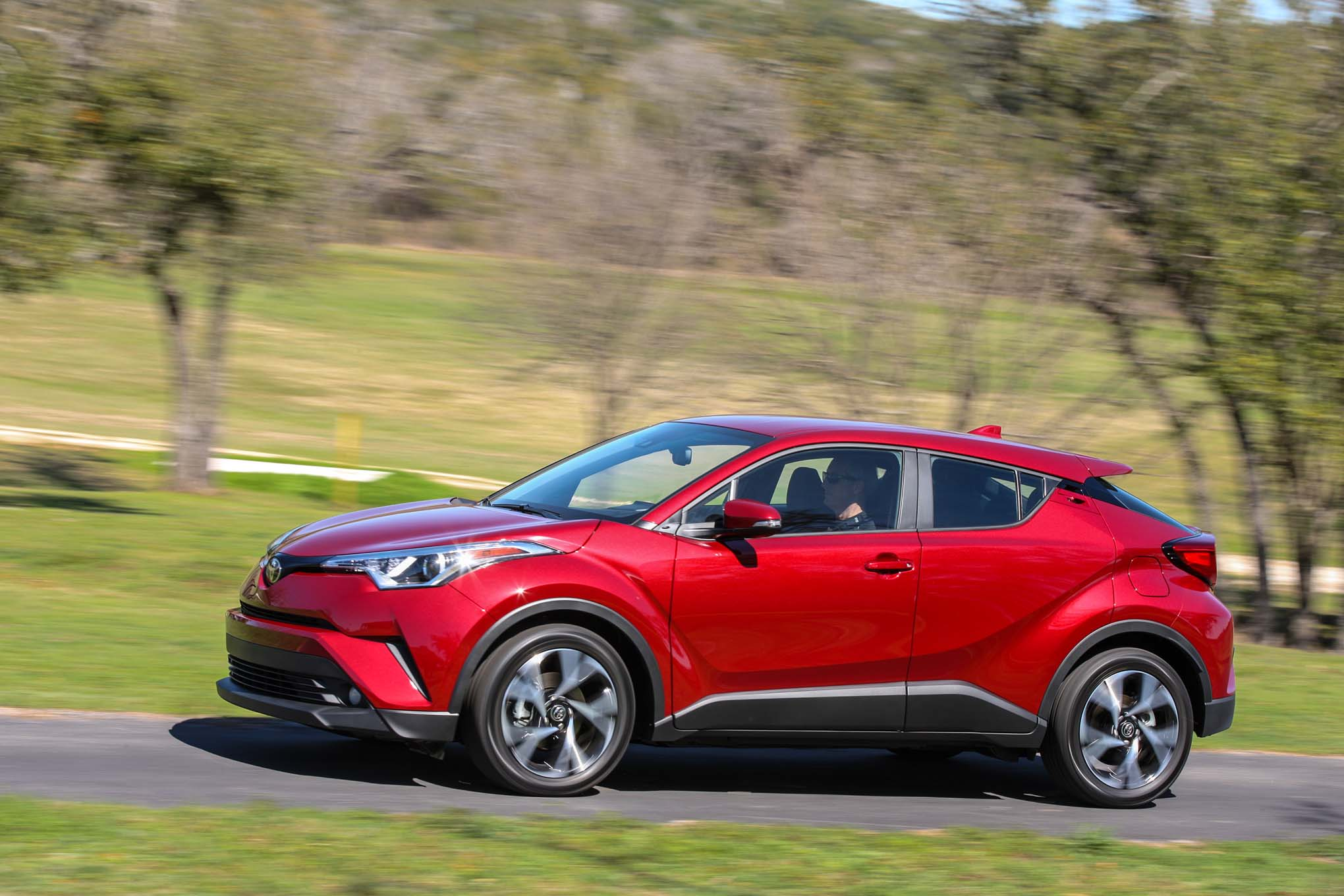 2018 Toyota C-HR First Drive Review