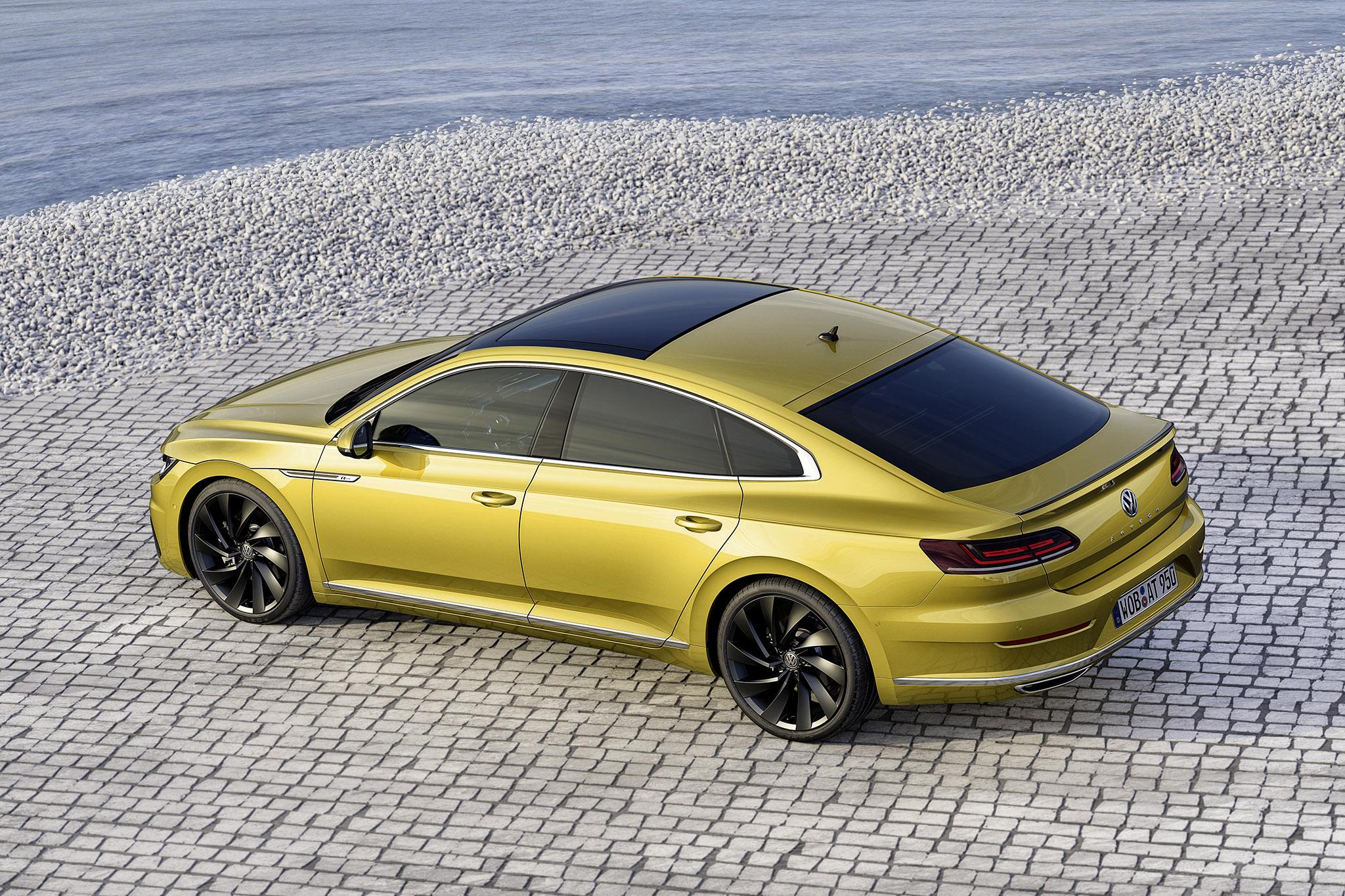 2018 Volkswagen Arteon Gran Turismo