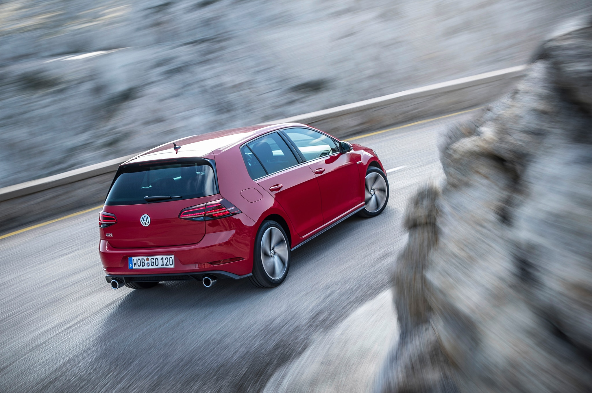 Vw Gti 0 60 >> 2018 Volkswagen Golf GTI European Spec | Automobile Magazine