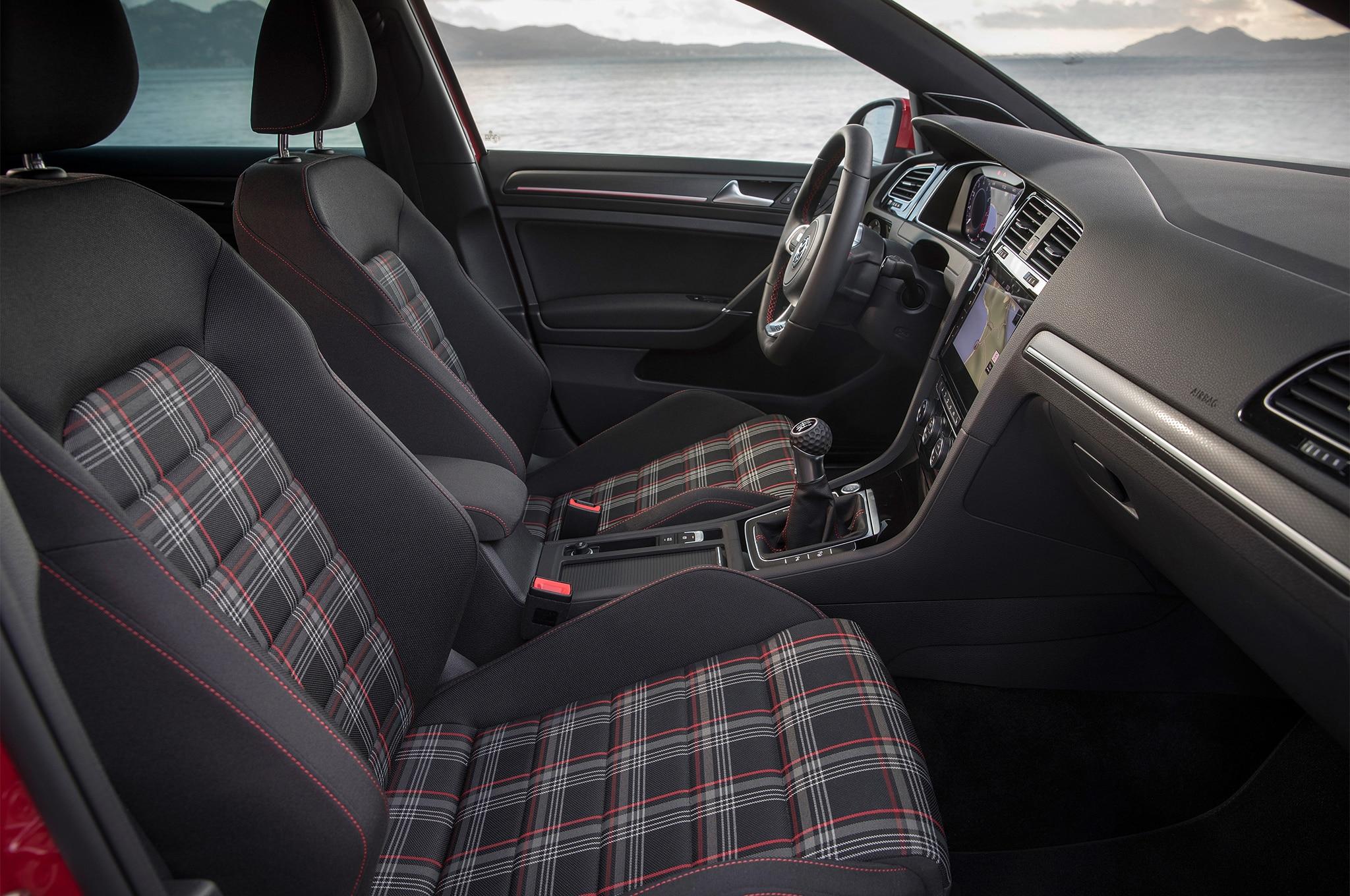 2018 volkswagen gti interior. plain gti show more with 2018 volkswagen gti interior
