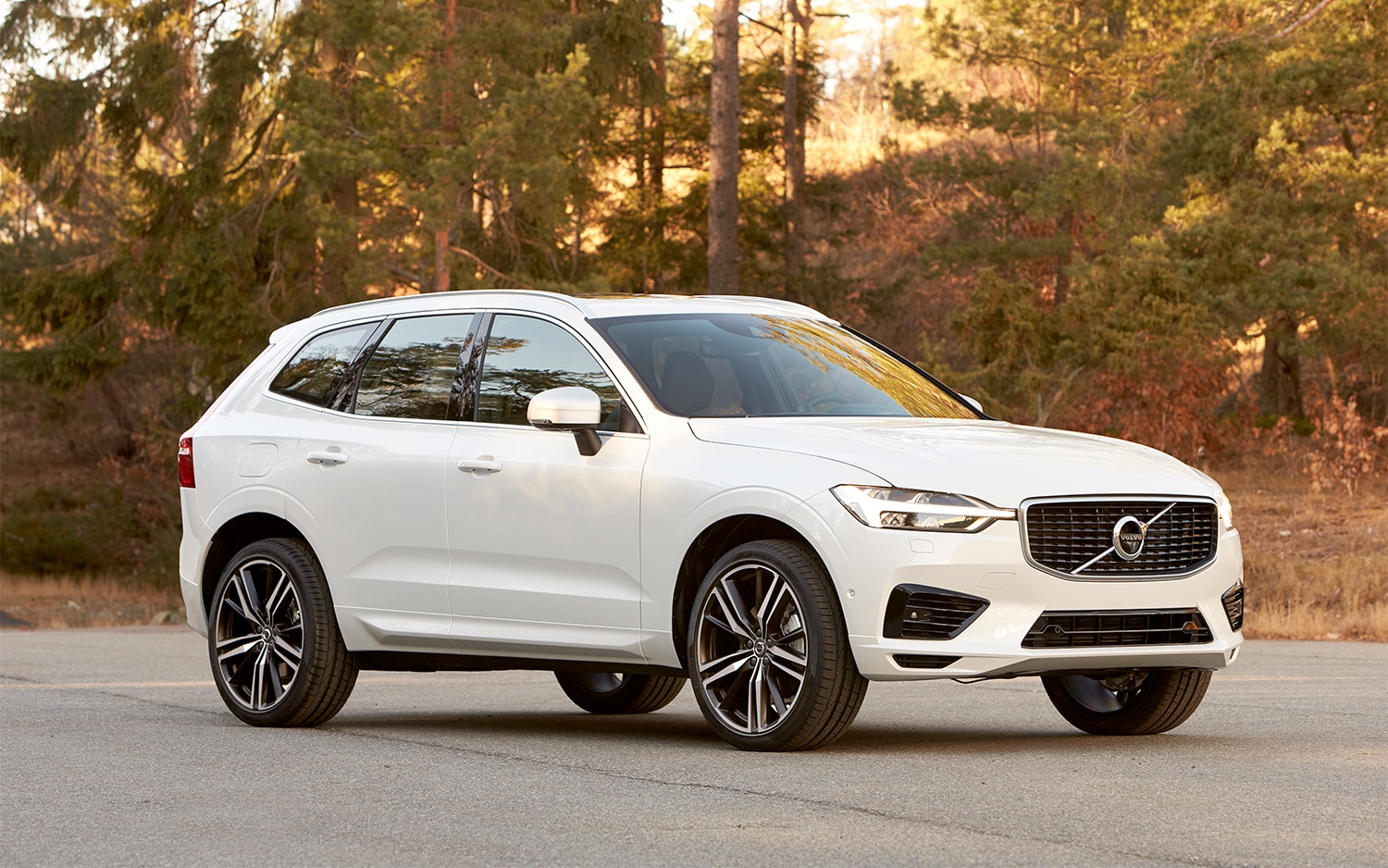 2018 volvo xc60 arrives with self steering head on collision avoidance automobile magazine. Black Bedroom Furniture Sets. Home Design Ideas