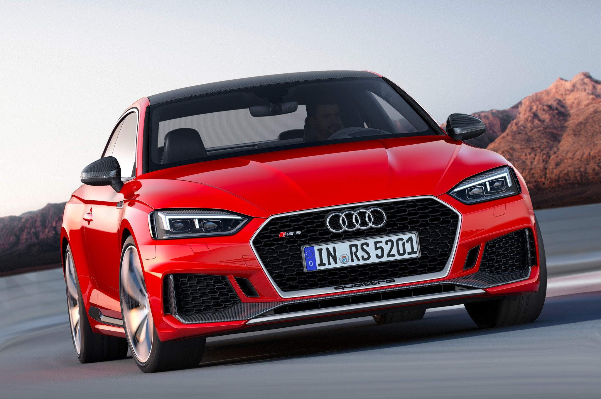 audi rs 5 breaks cover in geneva with 444 hp automobile. Black Bedroom Furniture Sets. Home Design Ideas