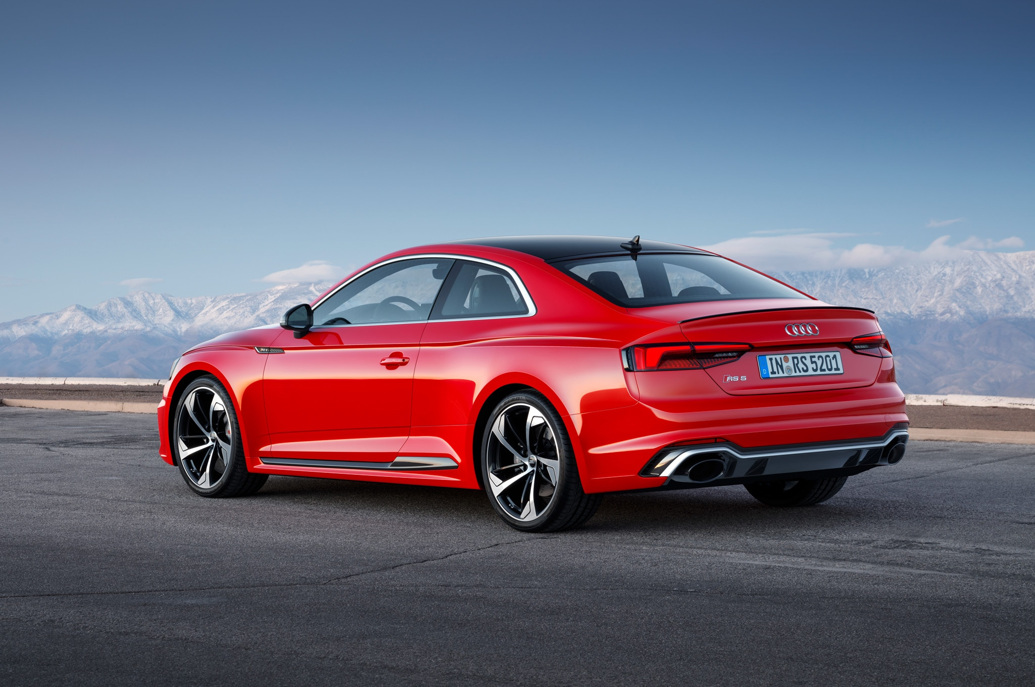 audi rs 5 breaks cover in geneva with 444 hp automobile magazine