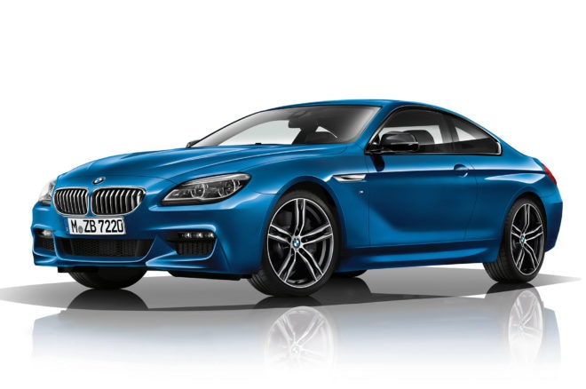 BMW 6 Series M Sport Limited Edition Front Three Quarter 1 660x438