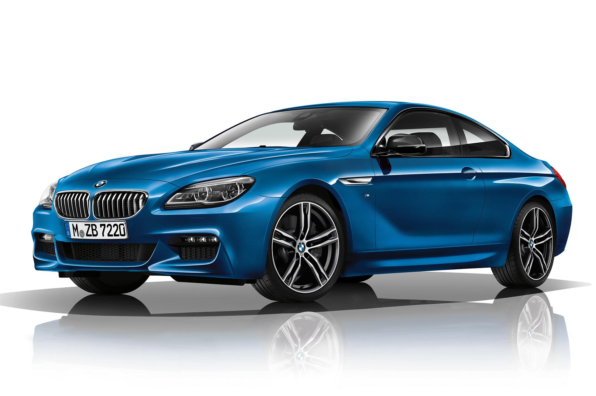 BMW 6 Series M Sport Limited Edition Front Three Quarter 1
