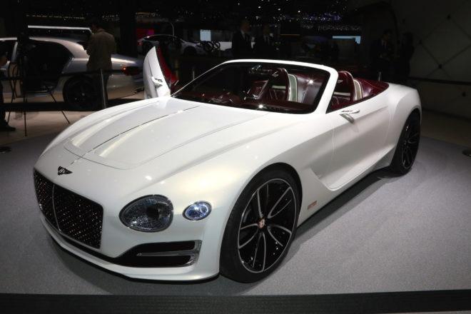 Bentley EXP12 Speed 6E Concept Front Three Quarter 660x440
