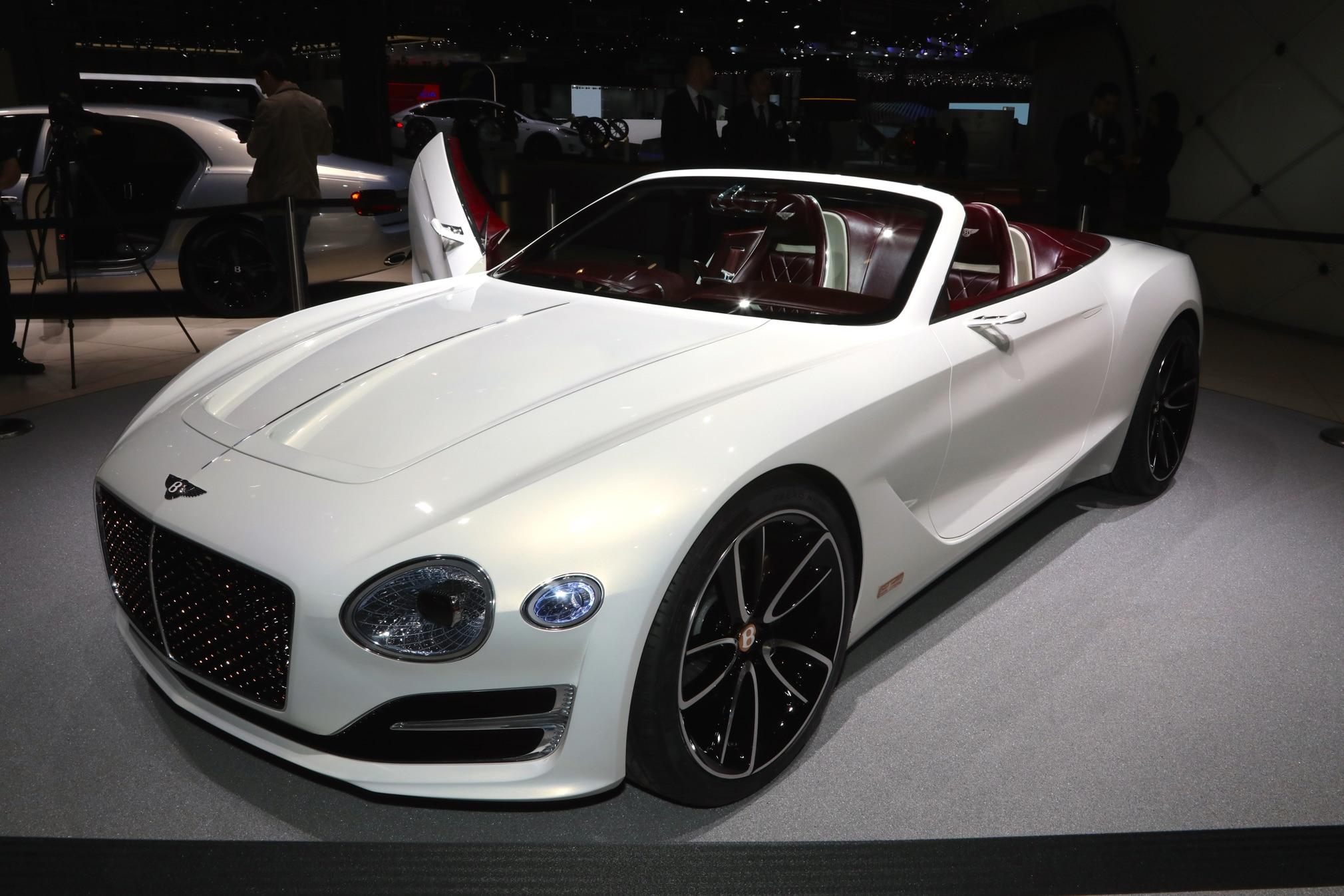 Bentley EXP12 Speed 6E Concept Front Three Quarter