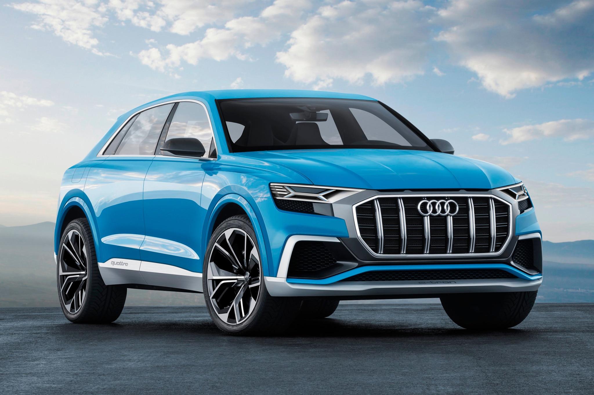 By Design Audi Q8 Concept