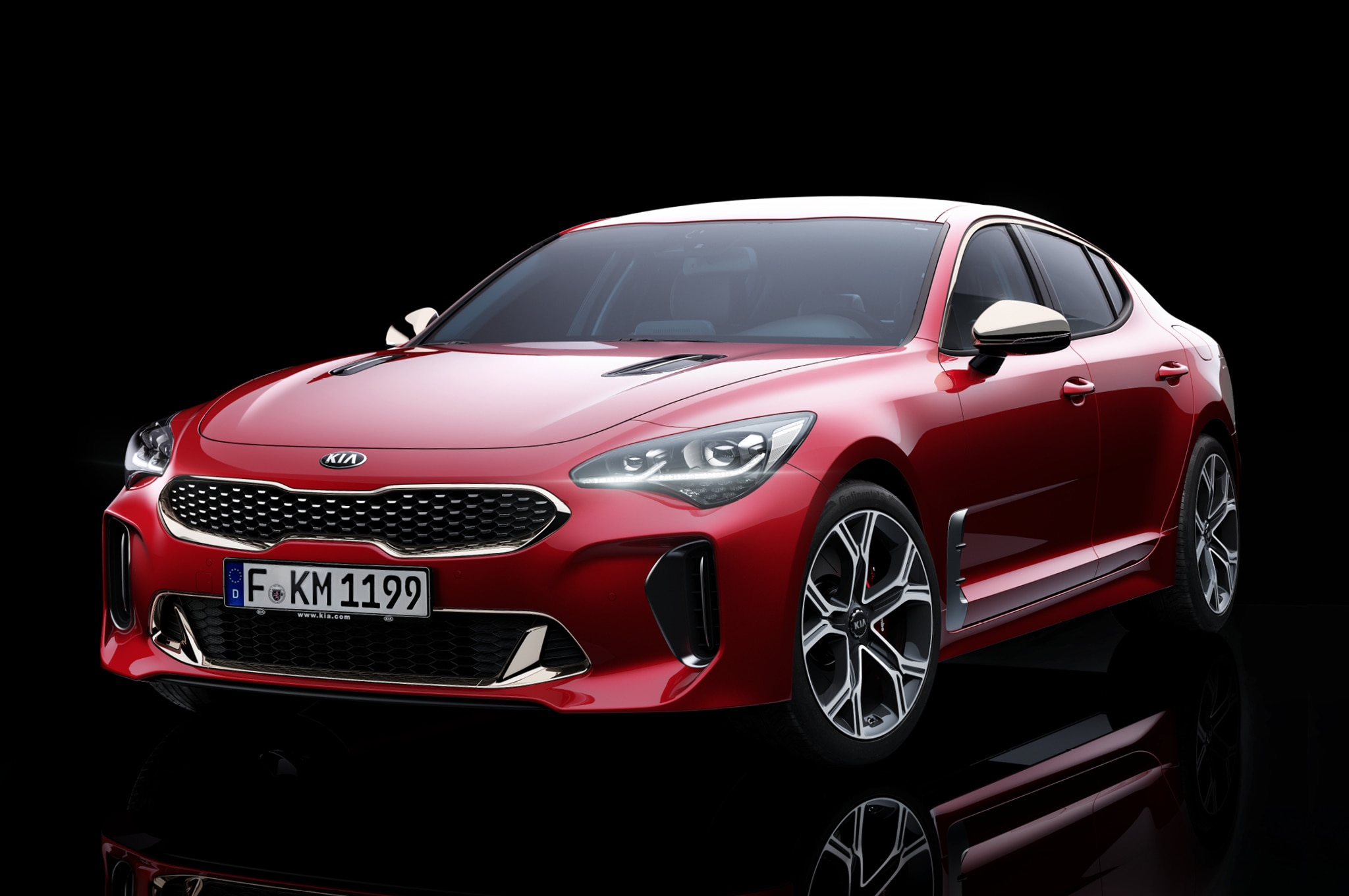 By Design Kia Stinger