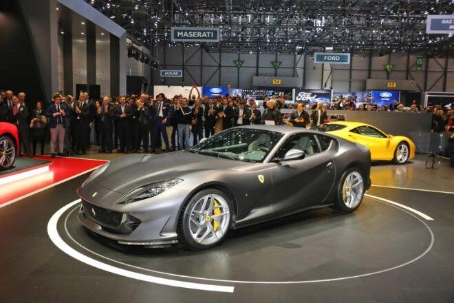 Ferrari 812 Superfast Geneva 1 1