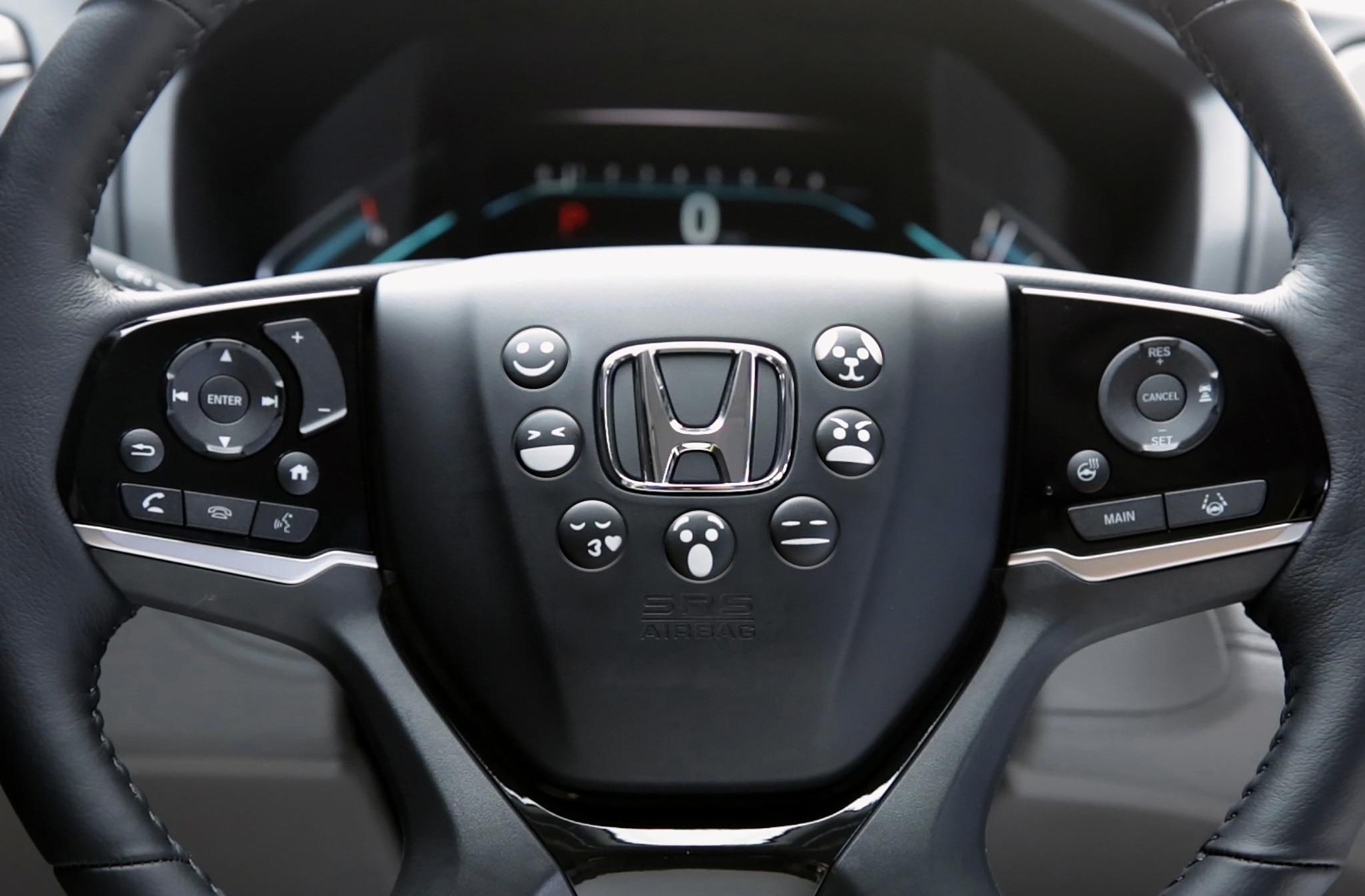 Honda Horn Emojis